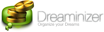 Dreaminizer—Organize your dreams